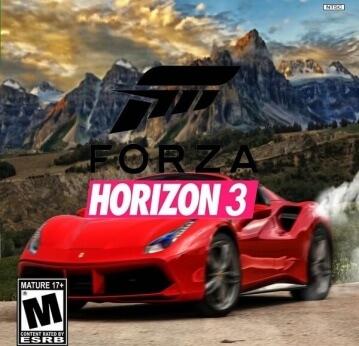 crack of forza horizon 3