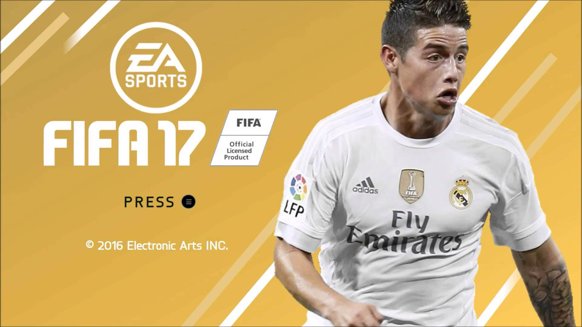 FIFA 17 Download Torrent Free + Online Crack