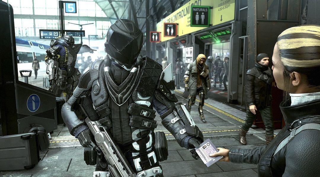 Deus Ex Mankind Divided download free