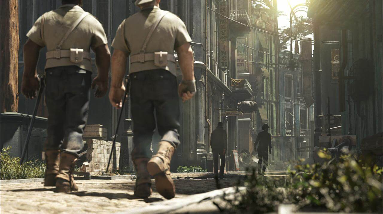 Dishonored 2 download free