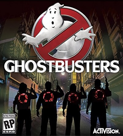 Ghostbusters crack