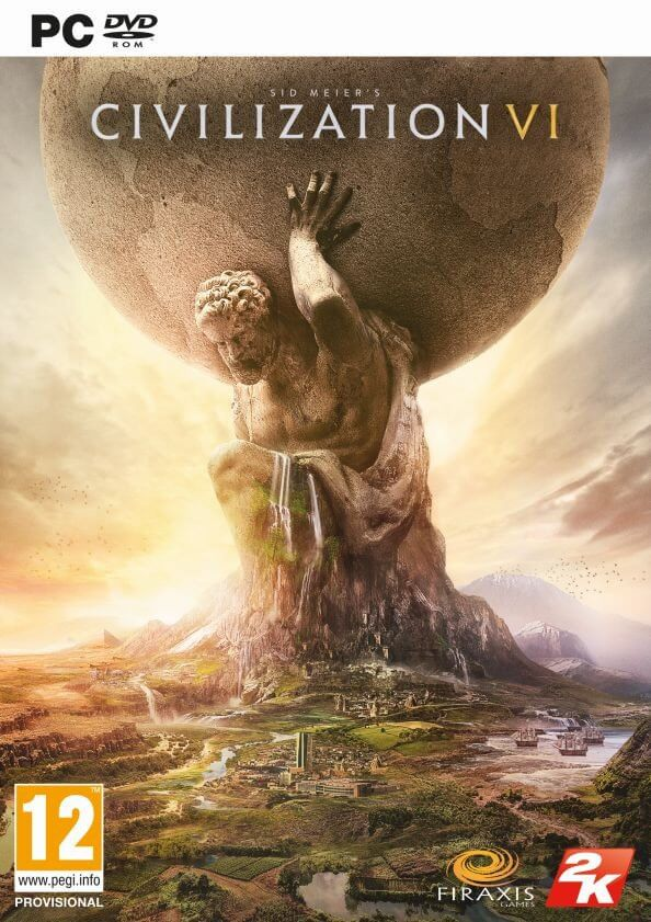 Sid Meiers Civilization 6 crack