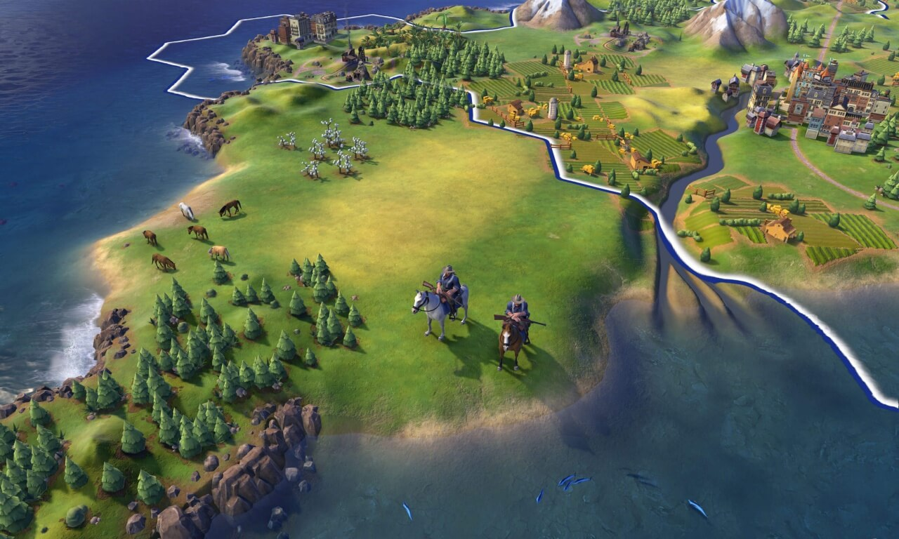 Sid Meiers Civilization 6 pc crack