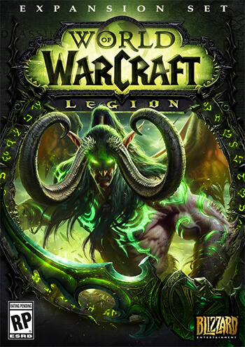 World of Warcraft Legion crack