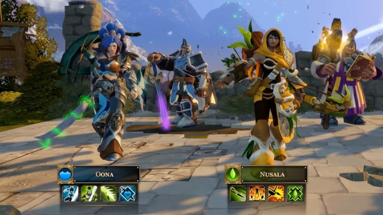 Champions of Anteria download free