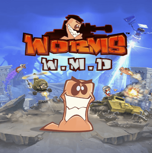 Worms WMD crack