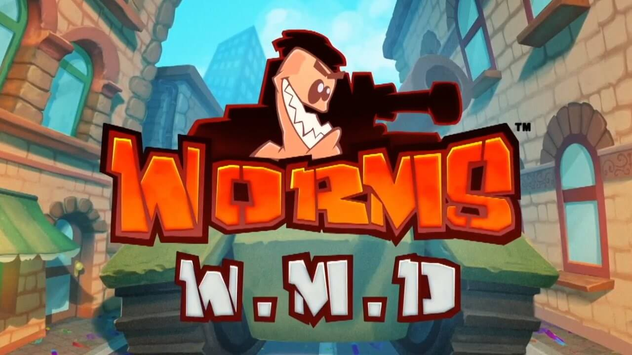 Worms WMD Download Crack Free + Torrent