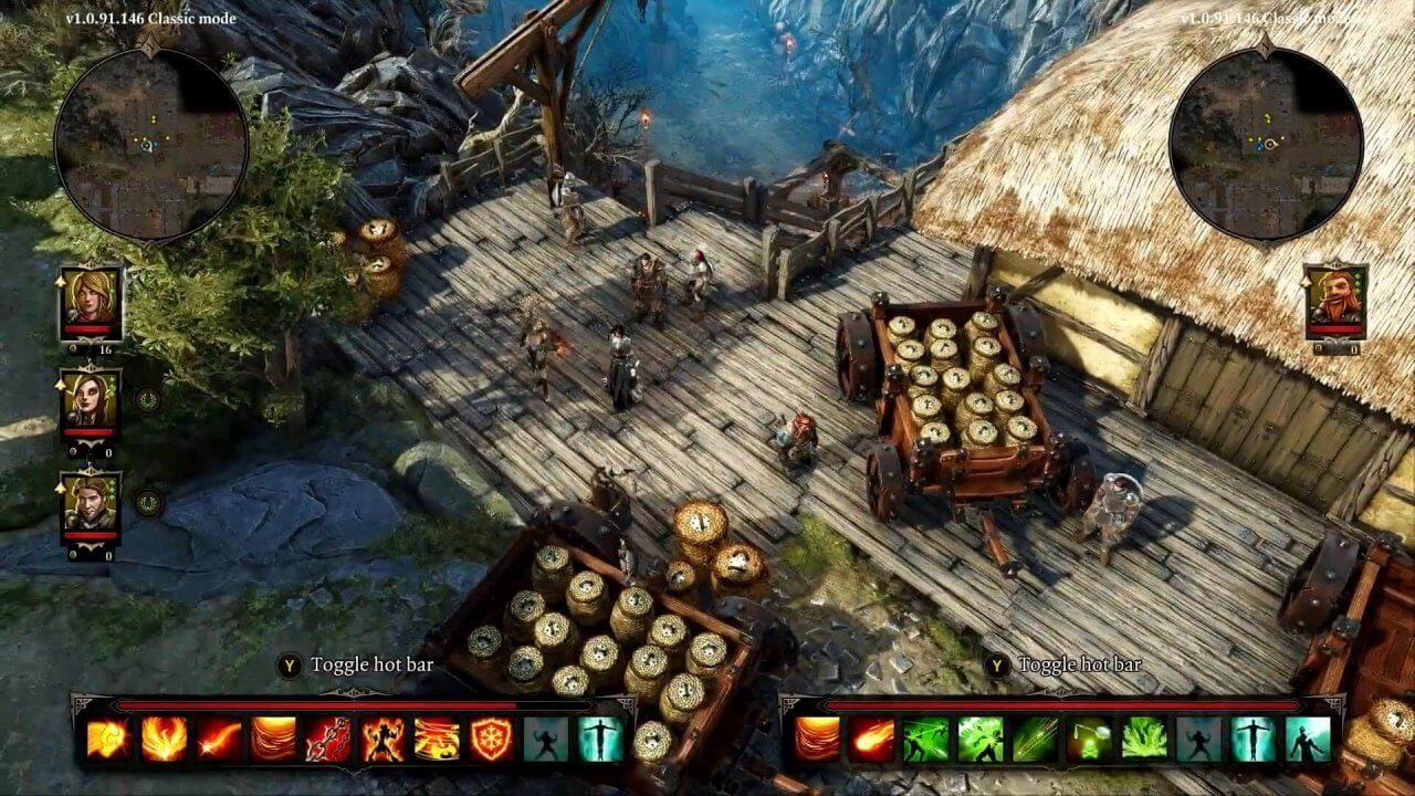 Divinity Original Sin 2 download free