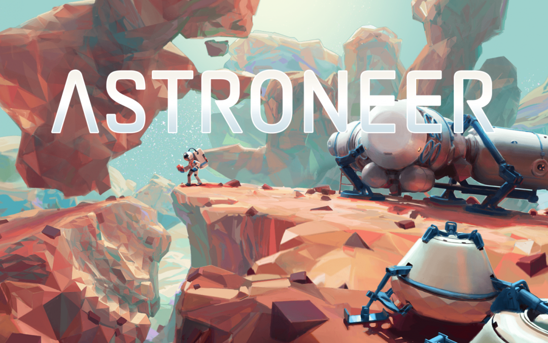 ASTRONEER Download Torrent Free + Crack