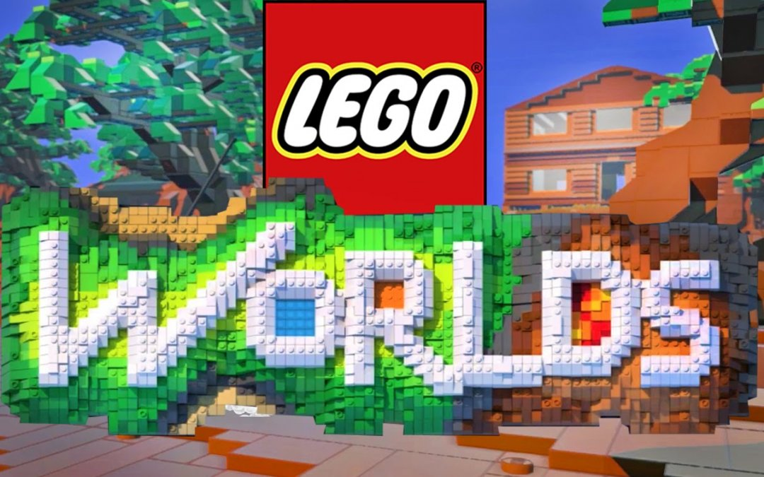 LEGO Worlds Download Crack Free + Torrent