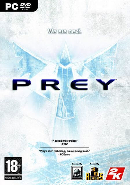 Prey 2 Download Torrent Free + Crack