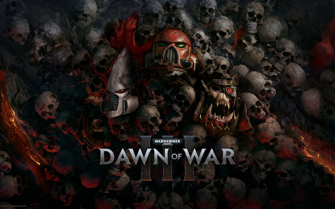 Warhammer 40000 Dawn of War 3 Download Crack Free + Torrent