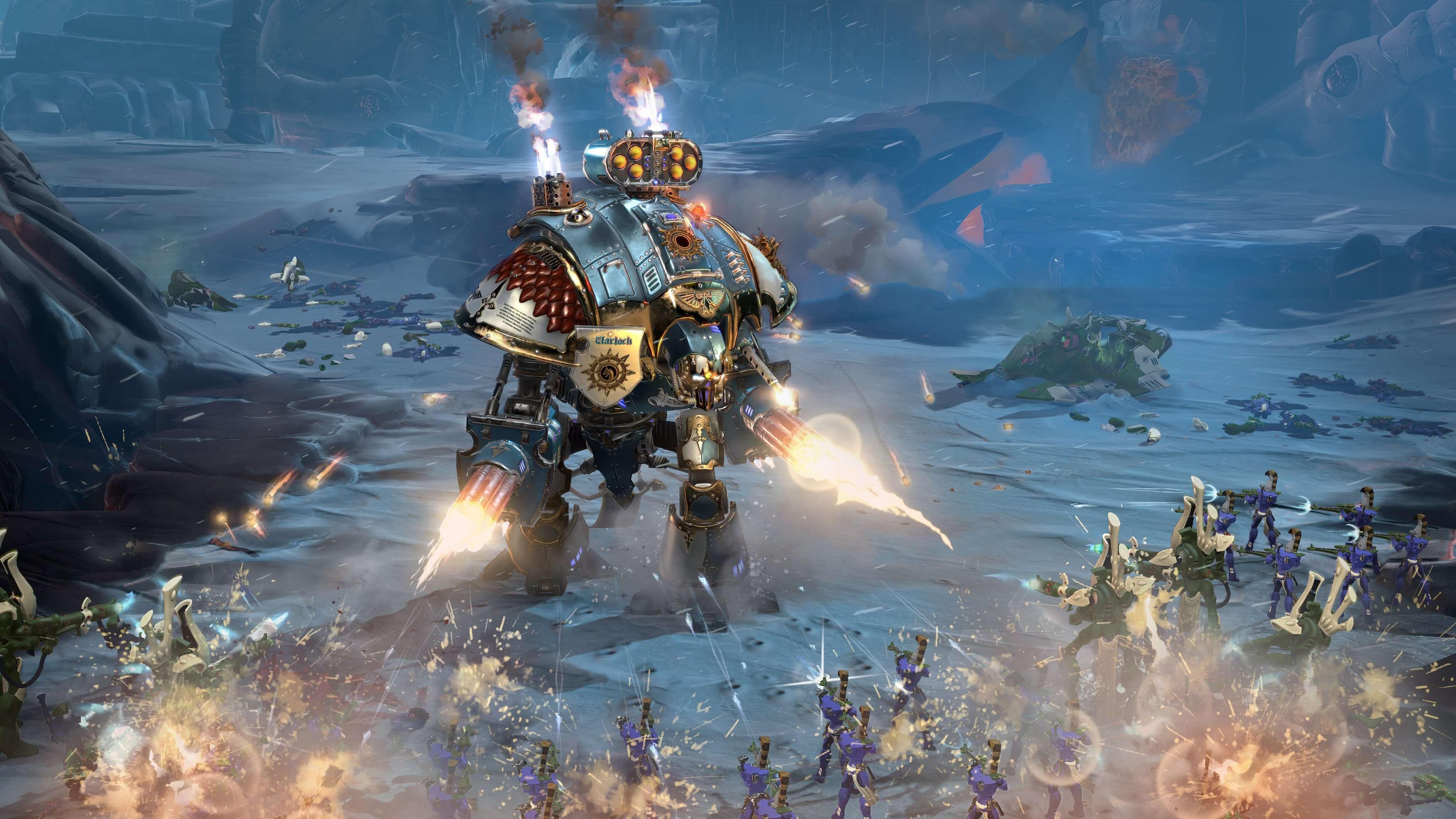 Warhammer 40000 Dawn of War 3 download free