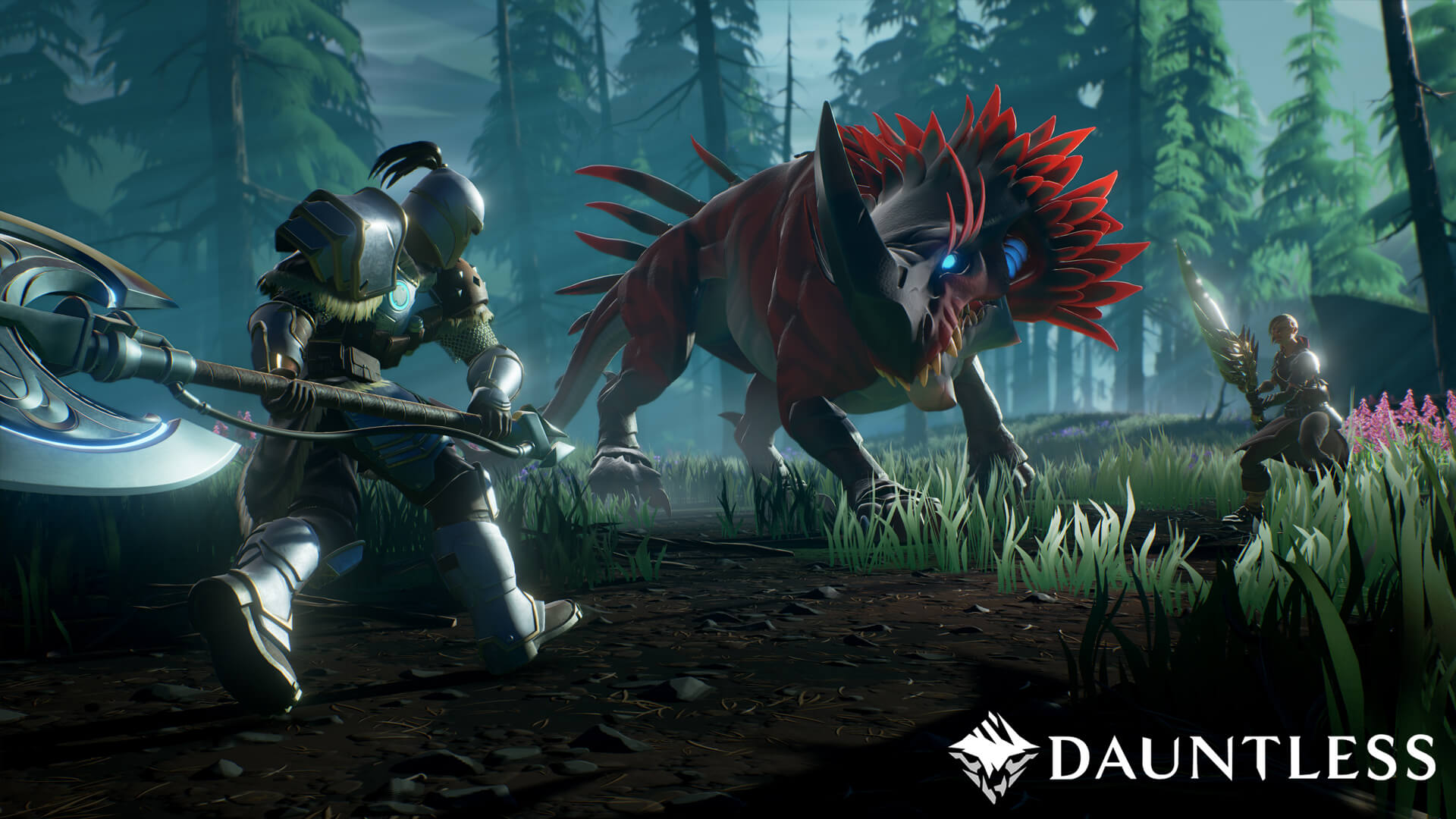 Dauntless download free