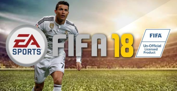 FIFA 18 Download Crack Free + Torrent