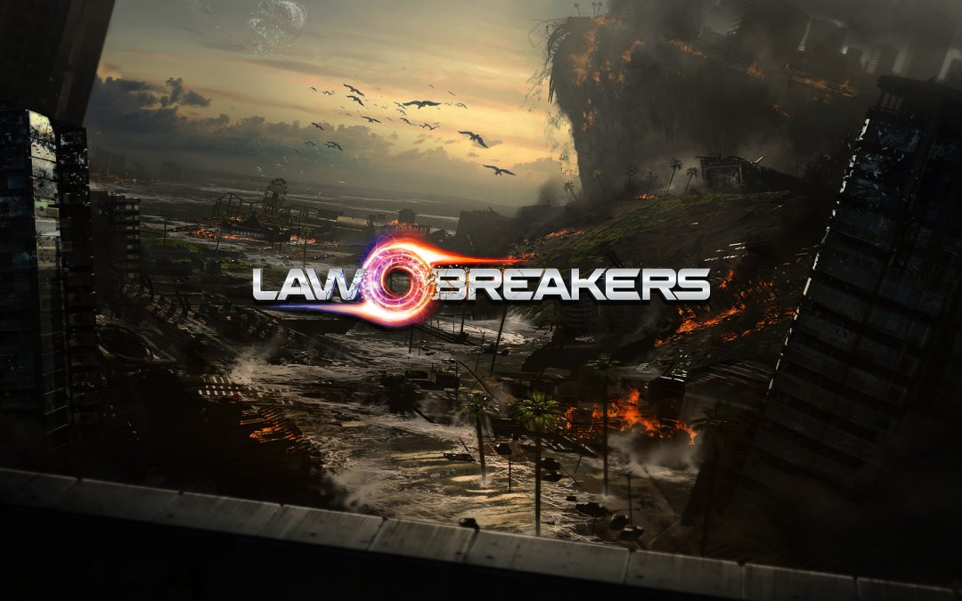 LawBreakers Download Crack Free + Torrent