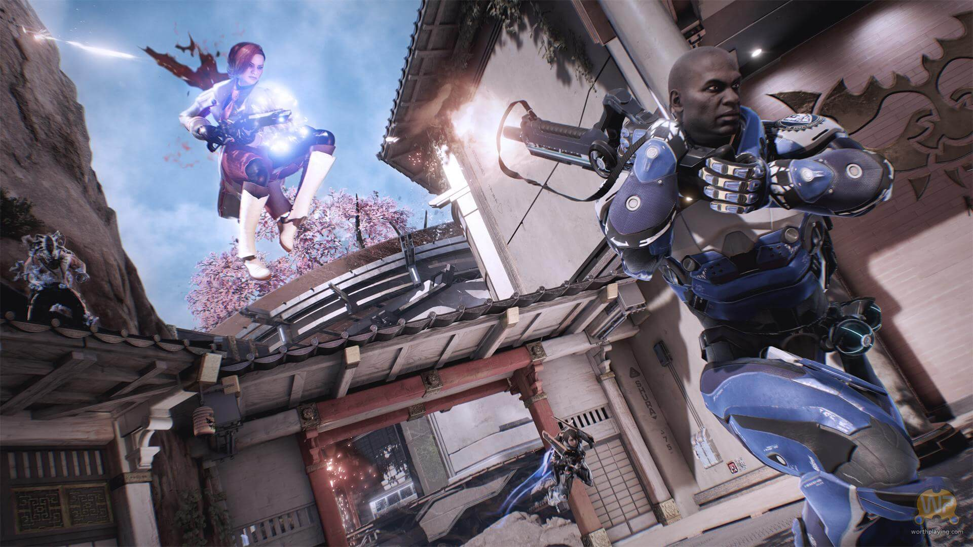 LawBreakers download free