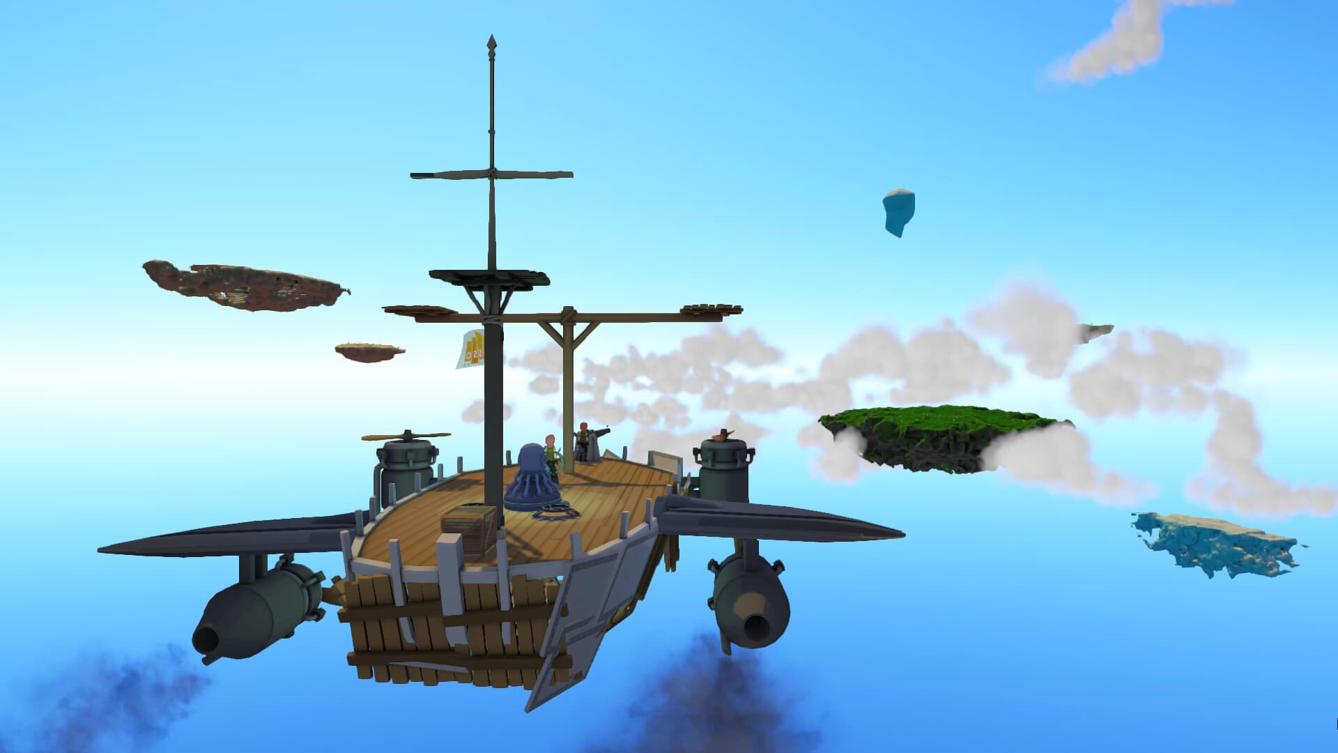 Worlds Adrift download free