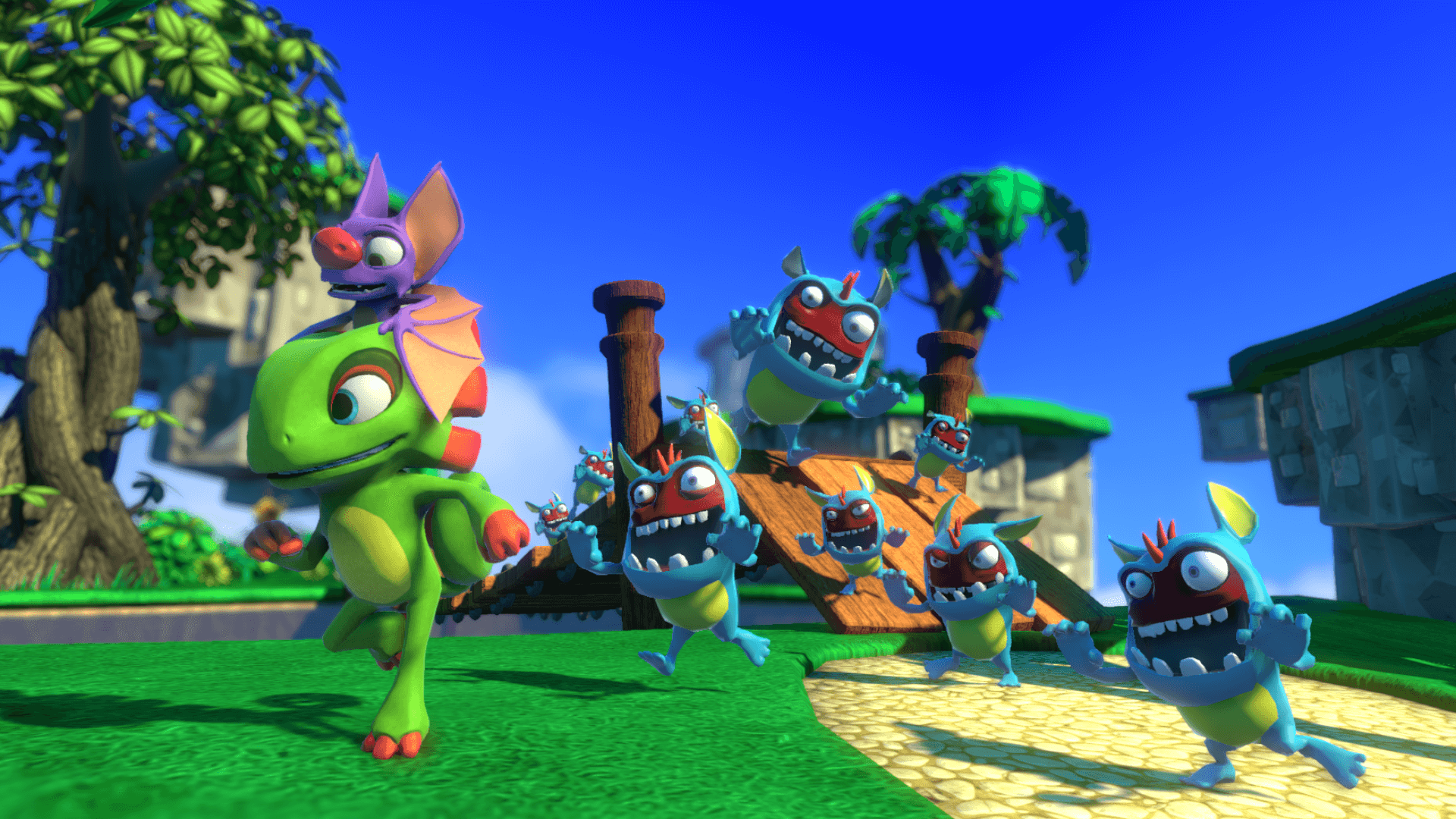 Yooka Laylee download free
