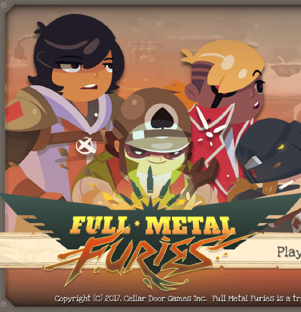 Full Metal Furies Download Crack Free + Torrent