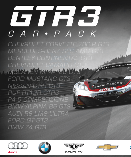 GTR 3 Download Crack Free + Torrent