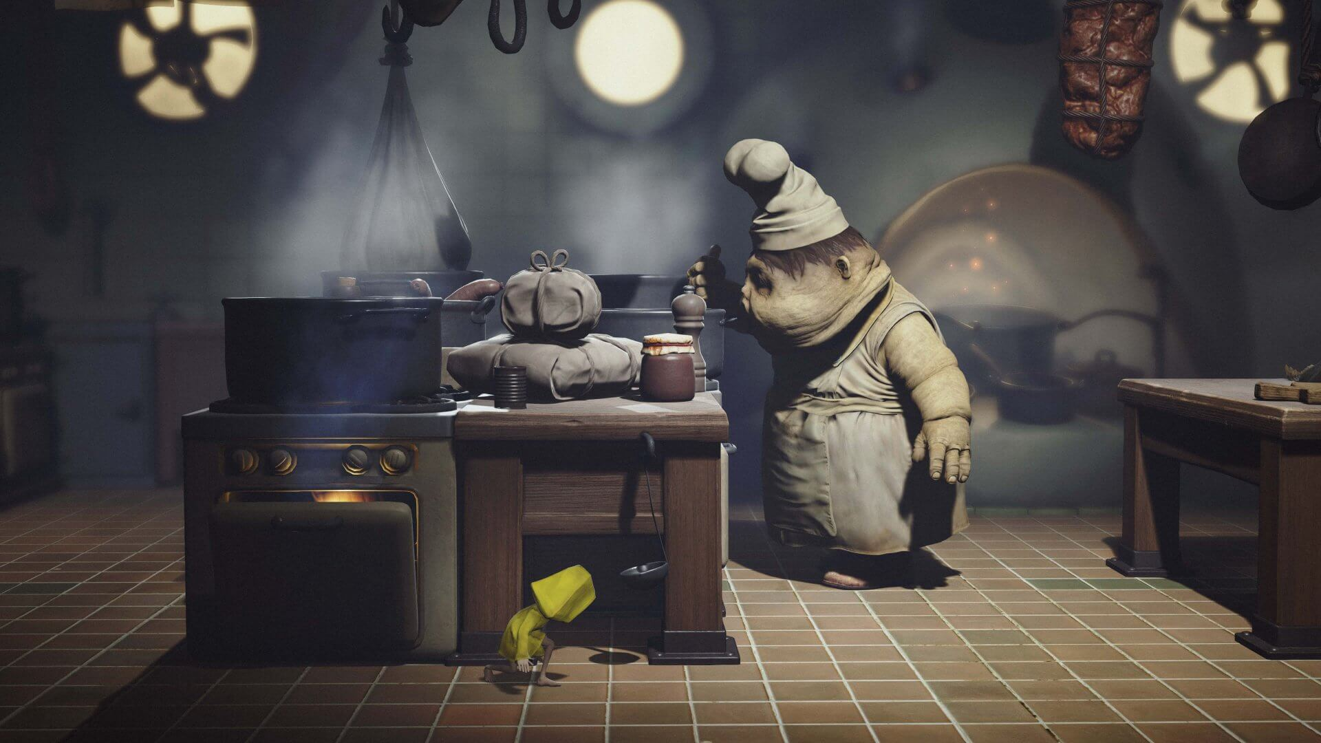 Little Nightmares download free