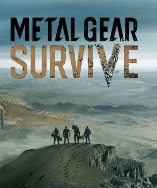 Metal Gear Survive Download Crack Free + Torrent