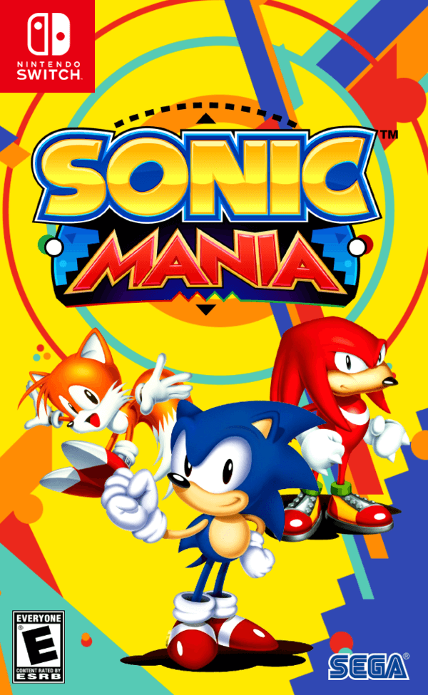 how to get sonic mania for free on switch