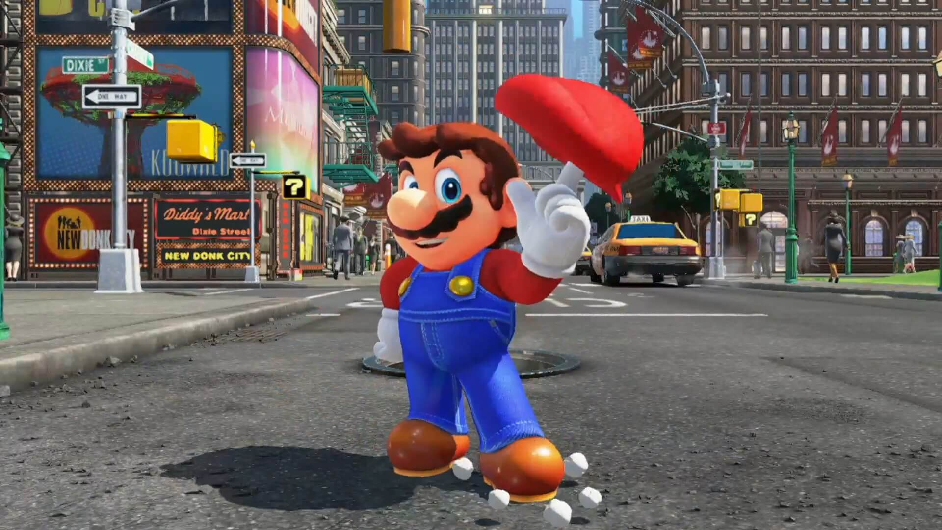 Super Mario Odyssey download free