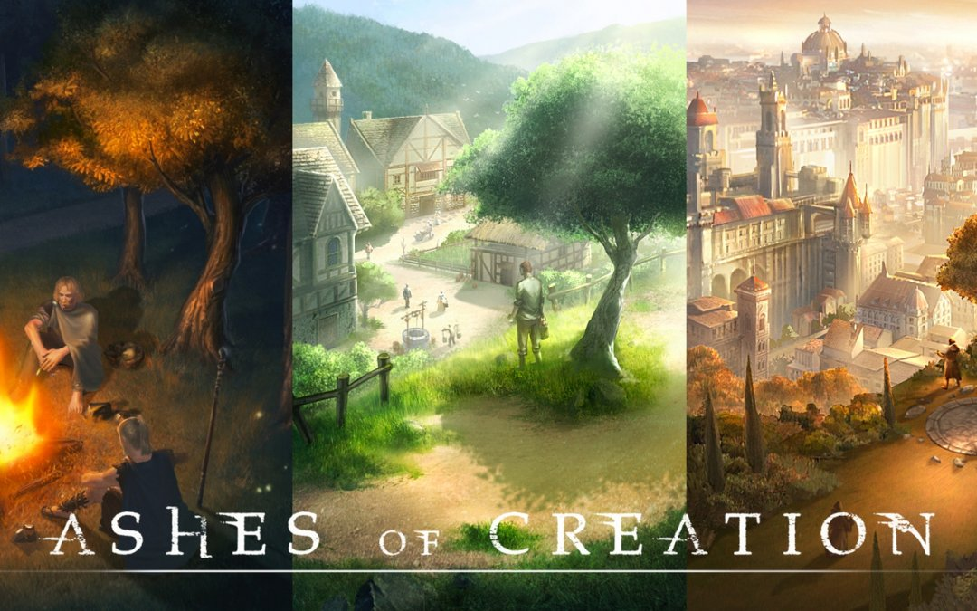 Ashes of Creation Download Crack Free
