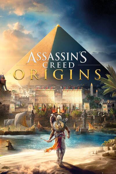 Assassin's Creed Origins Download Crack Free