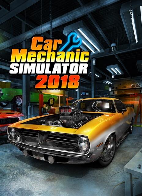 Car Mechanic Simulator 2018 Download Crack Free