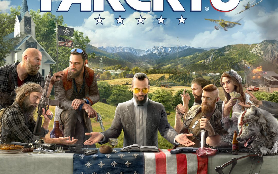 Far Cry 5 Download Crack Free