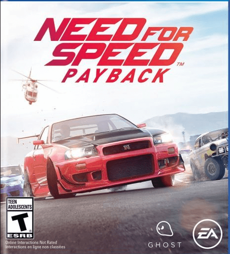 Need For Speed Payback Download Crack Free